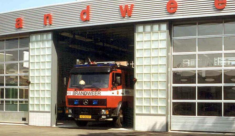 1 brandweer front