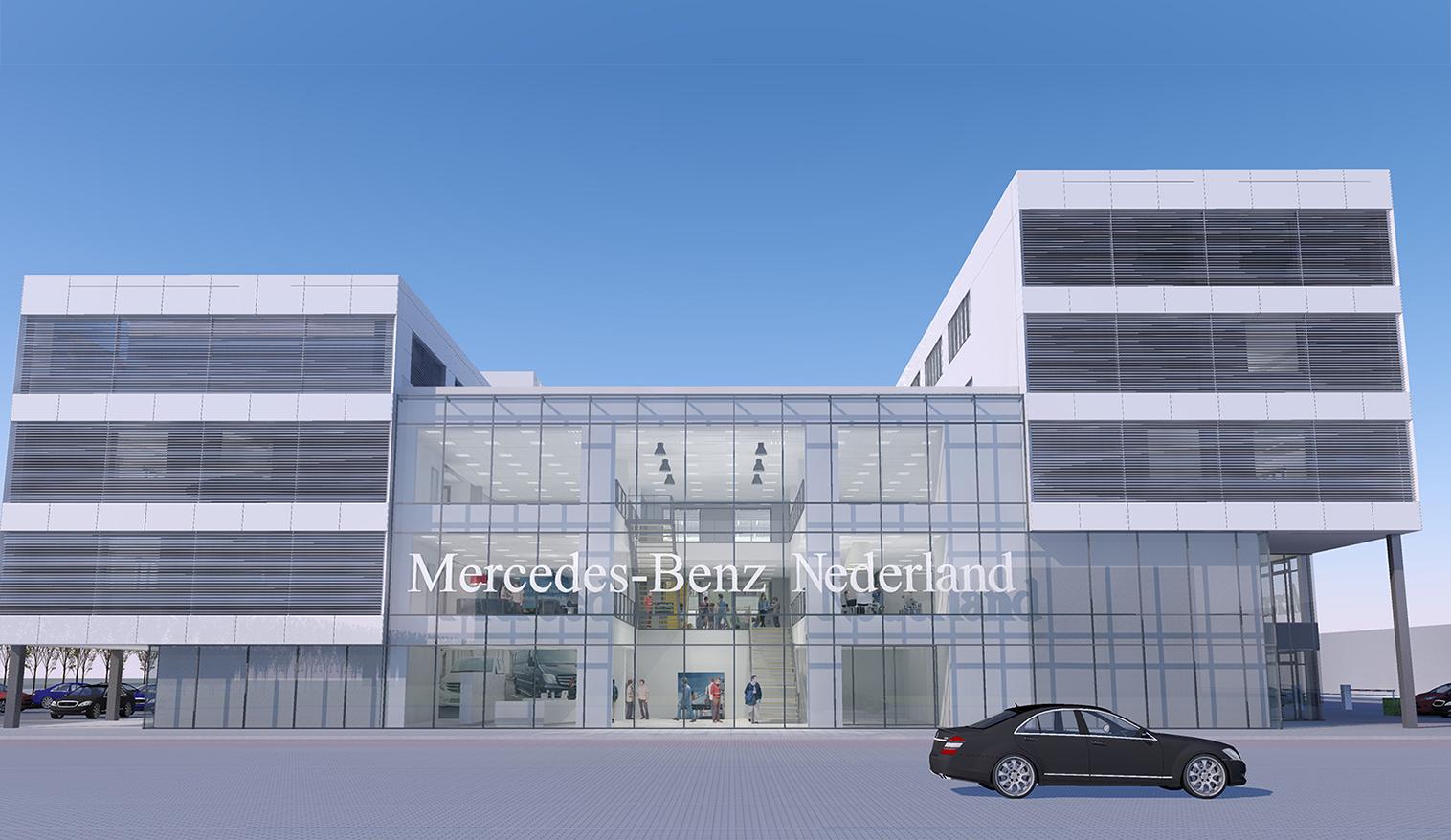05 OPL Architecten_Mercedes Benz HQ-1516×878-72dpi
